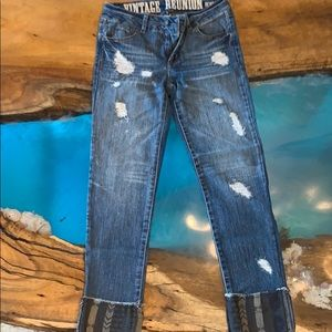 Rewash Vintage Reunion Boho Jeans 😍❤️🎉